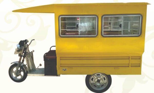 Save E-School Van Price in India