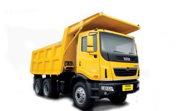 TATA Prima 2528.K Tipper price In India