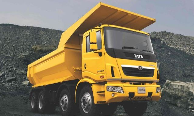 TATA Prima 3138.K Tipper Price in India