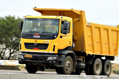 TATA Prima LX 2523.K Tipper price in India
