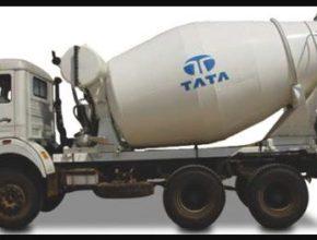 TATA Transit Mixer LPK 2518 RMC BS IV Price Specs & Images