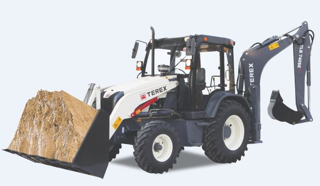 Terex TLB 740 SE Backhoe Loader price in india
