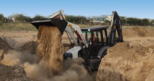 Terex TLB 740S Backhoe Loader price in india