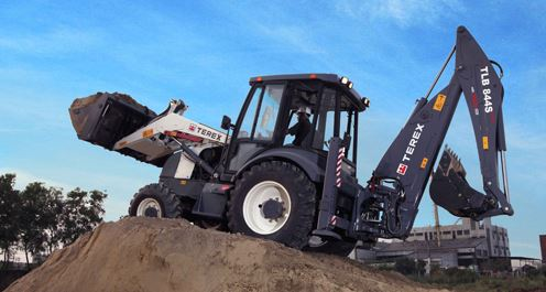 Terex TLB 844S Backhoe Loader price in india