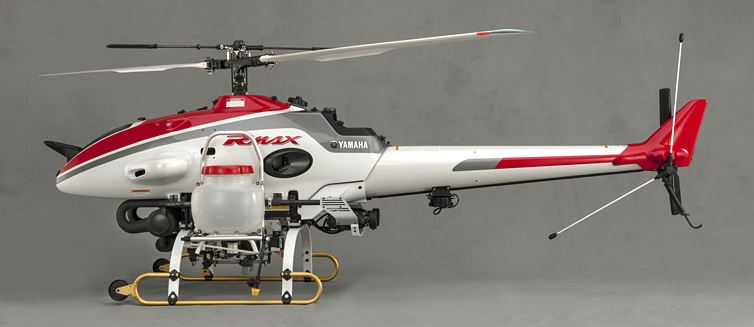Yamaha Rmax Helicopter Overview