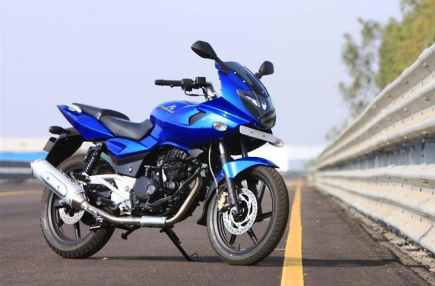 Bajaj Pulsar 220 F specifications