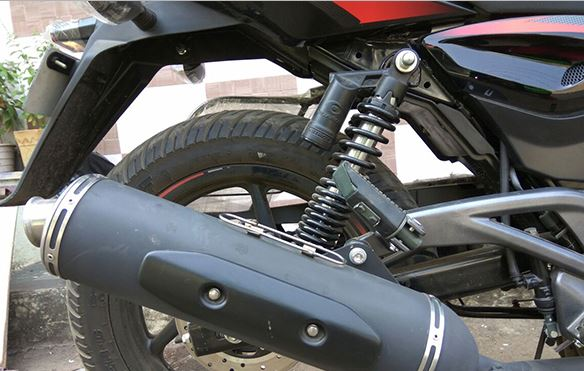 Bajaj Pulsar 220 F suspension