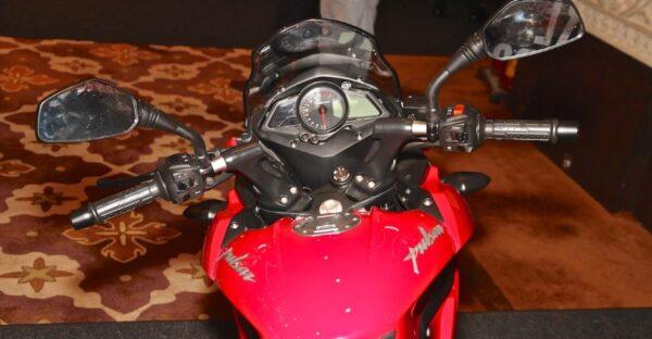 Bajaj Pulsar AS 200 specs