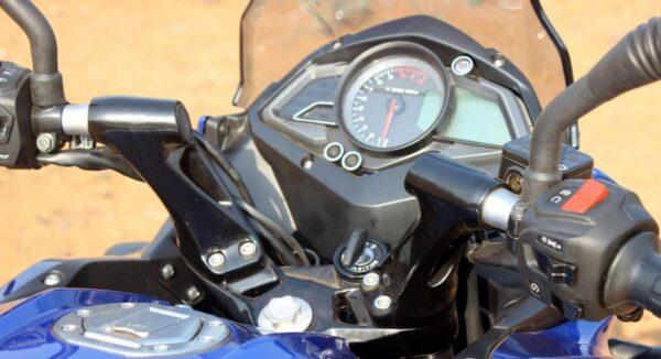 Bajaj Pulsar AS150 bike Meter