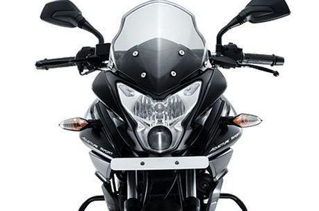 Bajaj Pulsar AS150 bike design