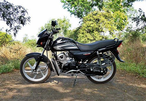HONDA CD 110 Dream DX Price List in India