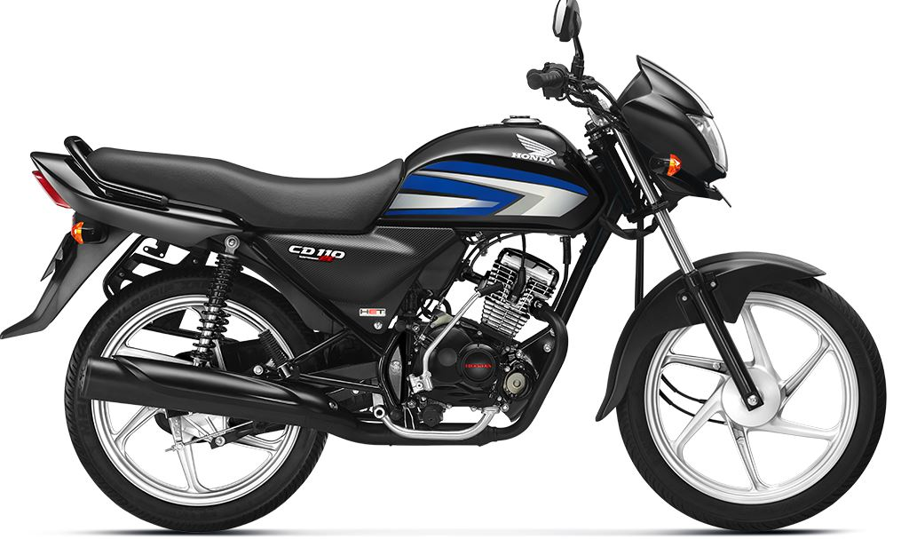 HONDA CD 110 Dream DX Bike color 3