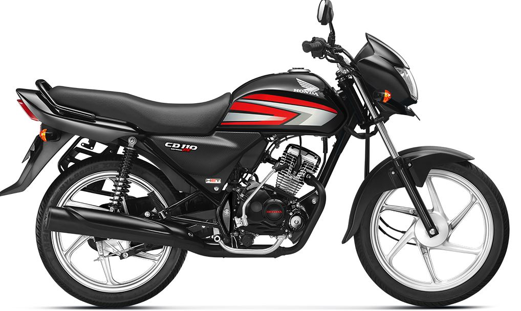 HONDA CD 110 Dream DX Bike color 4