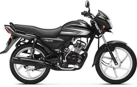 HONDA CD 110 Dream DX mileage