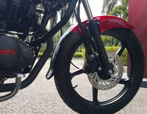 Hero Achiever 150 Bike brakes