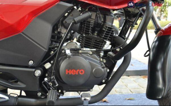Hero Achiever 150 Bike engine