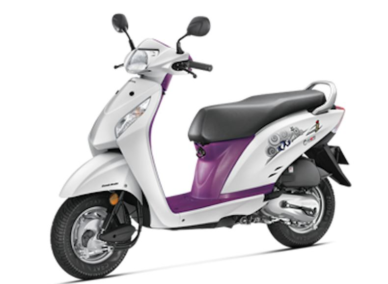 Honda Activa i Scooter price in india