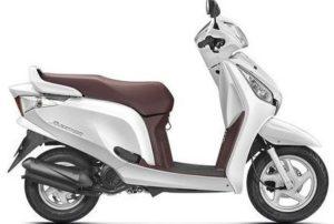 Honda Aviator DLX scooter mileage