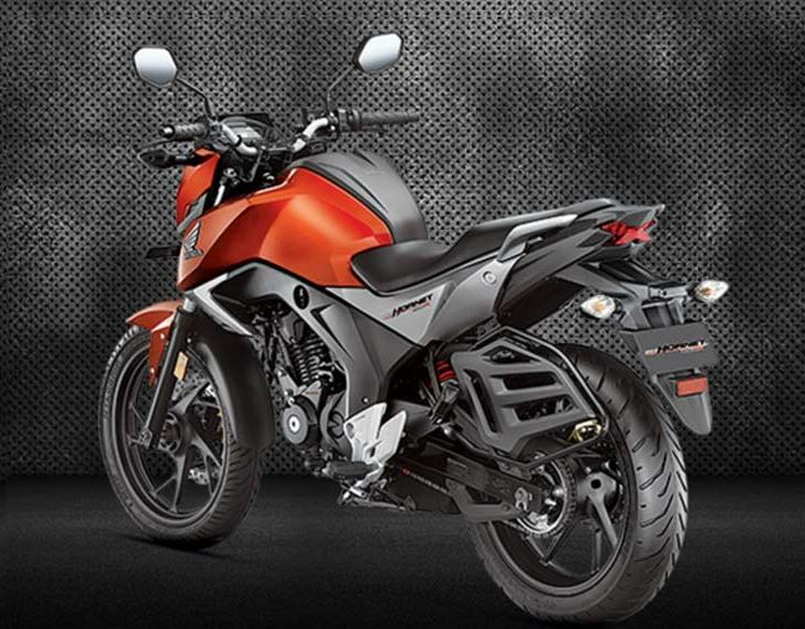 honda hornet 160r colours
