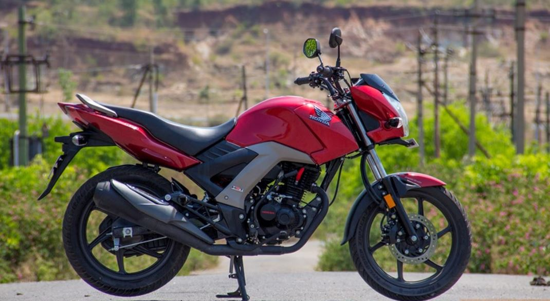 Honda CB Unicorn 160 review in hihdi