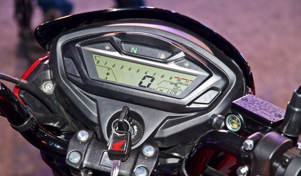 Honda CB Unicorn 160 meter