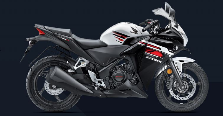 Honda CBR 250R on road price list in india