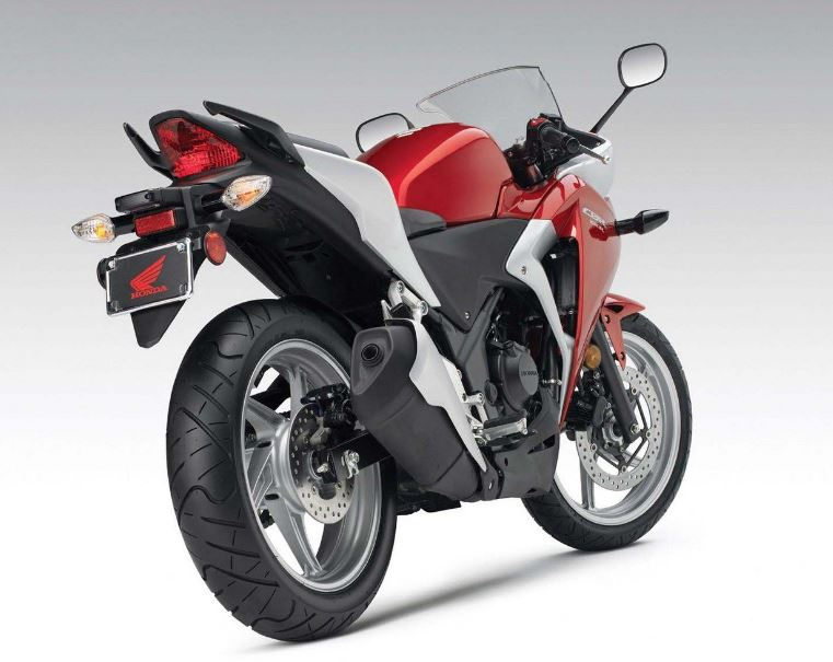 Honda CBR 250R Bike design