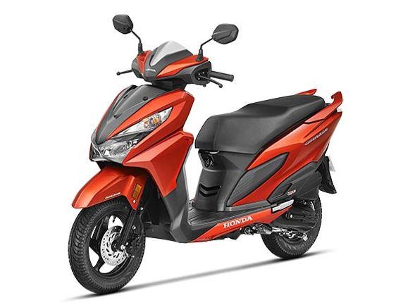 Honda Grazia 125cc Scooter Overview