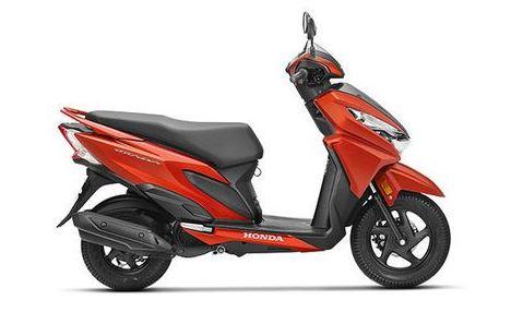Honda Grazia Scooter Key Features