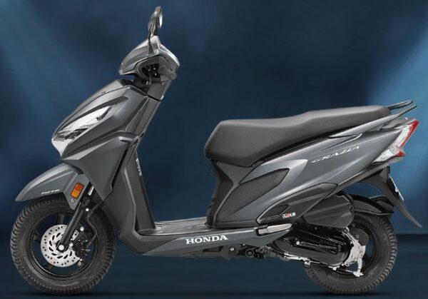 Honda Grazia Scooter color 6
