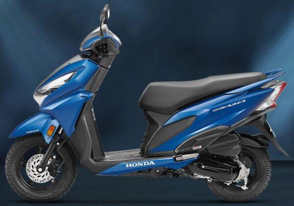 Honda Grazia Scooter color 7