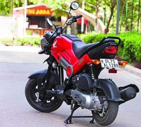 Honda Navi specifications