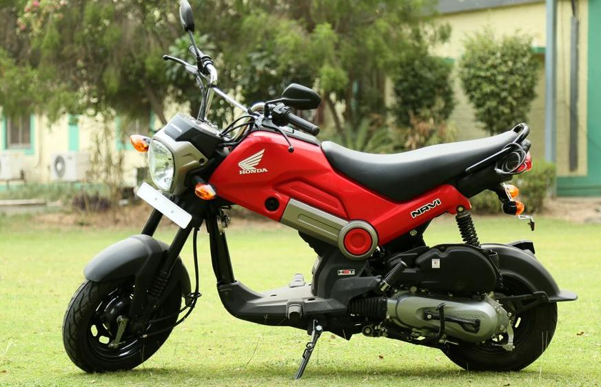Honda Navi review in hindi