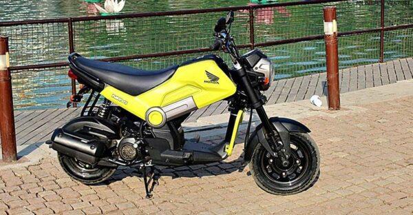Honda Navi features