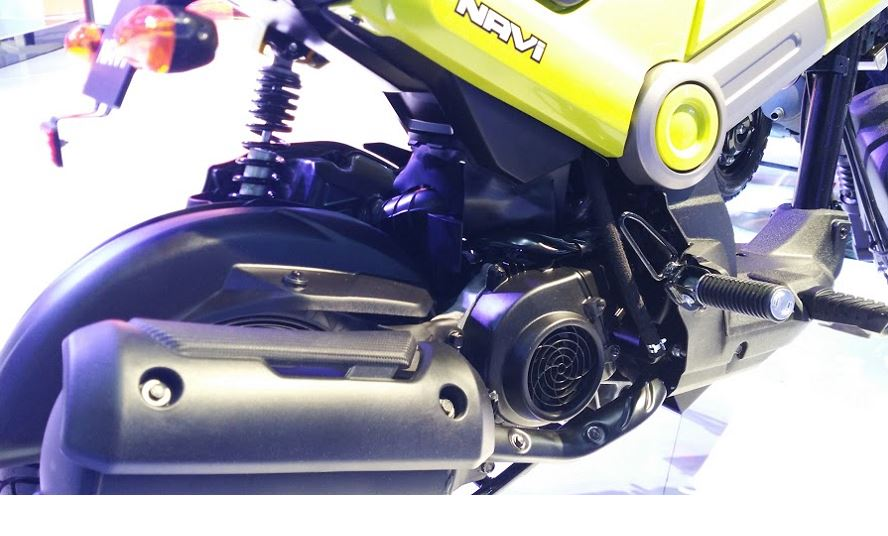 Honda Navi engine