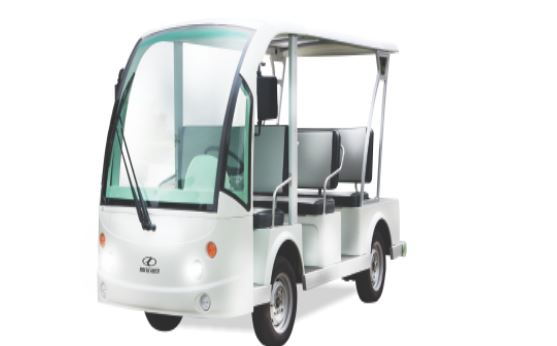 Kinetic 8 Seater Electric Mini Bus price