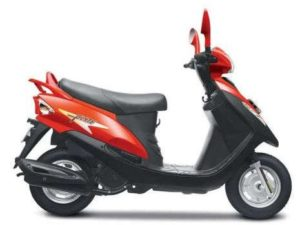 Mahindra Flyte scooter mileage