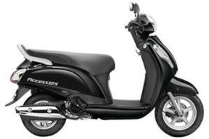 Suzuki Access scooter mileage