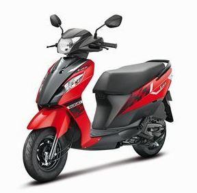 Suzuki Lets scooter mileage