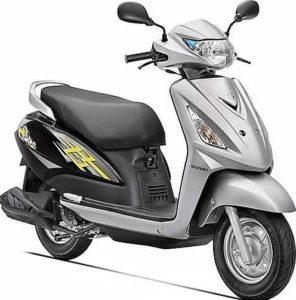 Suzuki Swish 125 scooter mileage