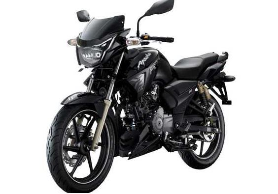 TVS Apache RTR 160 review in hindi