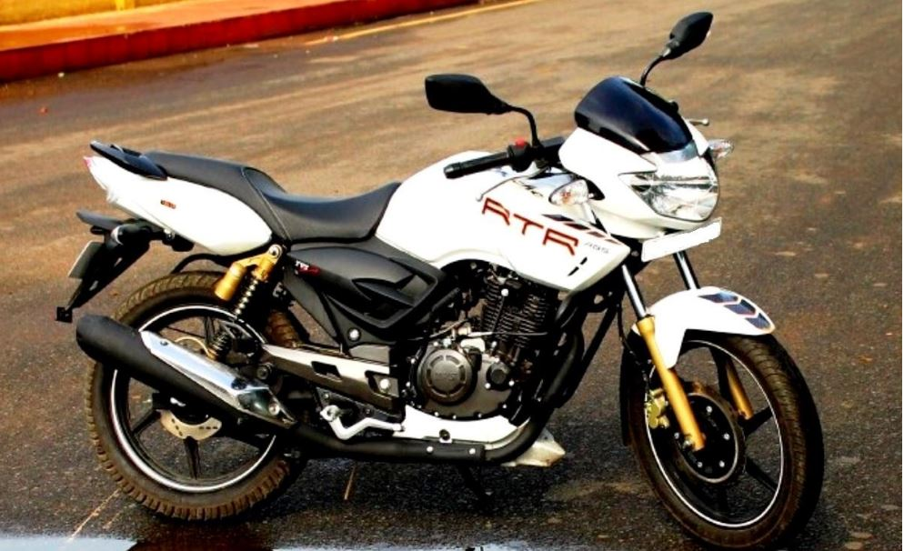 tvs apache rtr 180 abs price in india mileage specs review pics