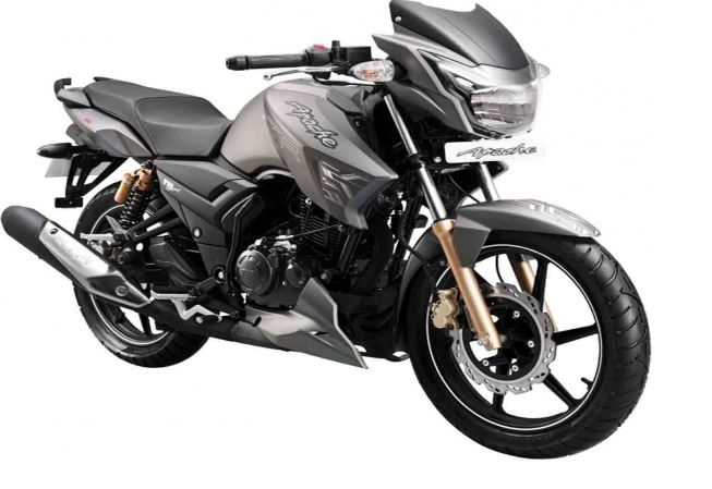 TVS Apache RTR 180 price list in india