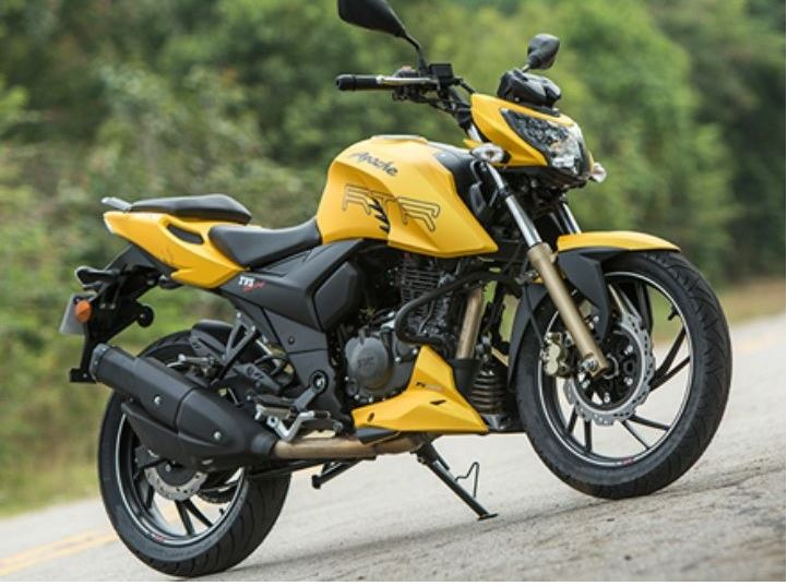 TVS Apache RTR 200 4V Features