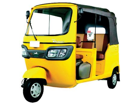 TVS King 4S Diesel Auto Rickshaw price list