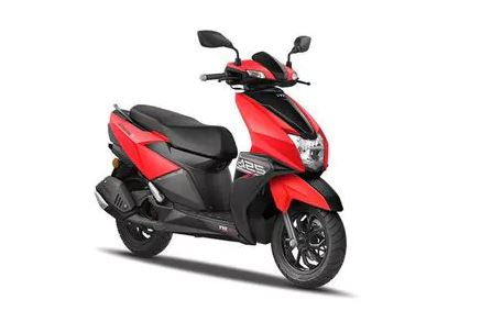 TVS NTORQ 125 Scooter Specifications