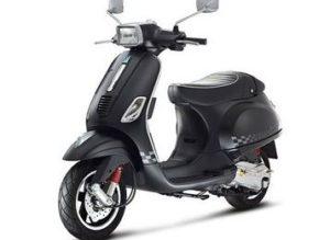 Vespa S scooter mileage