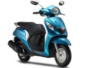 Yamaha Fascino scooter mileage