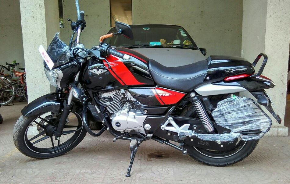 bajaj V Bike on road price list in India