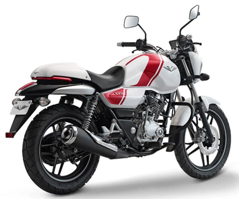 bajaj V specifications